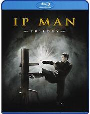 IP MAN TRILOGY BLU-RAY - [4 DISCS] - NEW UNOPENED - DONNIE YEN