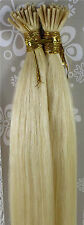 "AAA+ 18""-32"" Remy Human Hair Extensions Stick I-tip 100s 1g/s 100g UK"