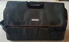 CONTRACTOR TOTE TOOL CADDY BAG WITH** HEAVY DUTY BASE CARRY CASE HOLDALL Cheap