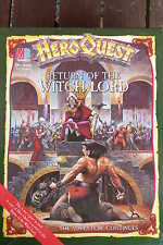 Heroquest MB ESPANSIONE Box Set, Ritorno dell' WITCH Lord