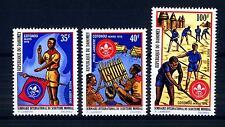 DAHOMEY - PA - 1972 - Seminario internazionale dello scoutismo mondiale