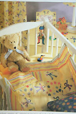 Baby's Patchwork Cot Quilt Sewing Pattern (SP04)