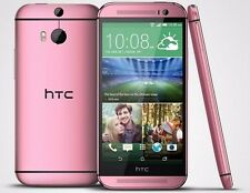 Pink Original HTC One M8 Android 5'' Unlocked 32GB 4G LTE Quad-core SmartPhone