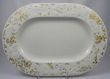 ROSENTHAL Magic Flute Monogramstanos *Bjorn Wiinblad*Medium Oval Serving Platter