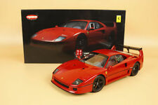 KYOSHO 1:18 FERRARI F40 Light weight LM Wing HIGH-END