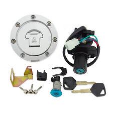 Interruptor De Encendido Cierre Set Para Honda CBR250 CB400 CBR600 CBR900 CB1300
