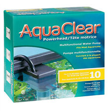 AquaClear 101 Aquarium Powerhead Water Pump 10 Gal A584