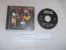CD Indie Mustang Lightning - Same / Untitled (12 Song) MONKEY HILL