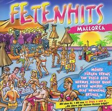 Fetenhits - Mallorca - 2 CD NEU Disco Boys For You Willi Herren Klaus & Klaus