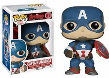 Funko Pop! Avengers 2 Age Of Ultron Captain America Marvel Licensed Vinyl Figure