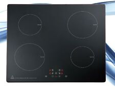 Electric Induction Hob Cooktop 60cm 7000W 4 Zone Kitchen Cook Top Burner *RFB*