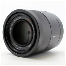 NEW Sony Sonnar T* FE 55mm f/1.8 ZA Carl Zeiss Lens SEL55F18Z + 3yr USA Warranty