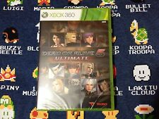 Dead or Alive 5 Ultimate BRAND NEW SEALED  (Xbox 360, 2013)