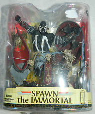 "McFarlane Toys Age of Pharaohs Series 33 ""Spawn the Immortal"" Action Figure"