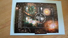 Great Britain Stamps 2002 Astronomy MS2315, Used