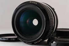 [Excellent+++] Nikon Ai  28mm f/2.8 Wide Angle MF Lens from Japan #00014