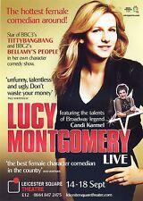 LUCY MONTGOMERY Theatre Flyer Handbill