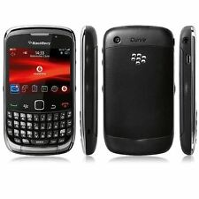 Blackberry Curve 9300 Black New Mobile Phone Smartphone Qwerty Unlocked Sim Free