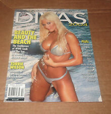 Divas 2004 WWE Wrestling Magazine WWF Swimsuit Edition Torrie Wilson on Cover 04