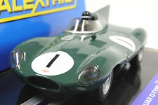 SCALEXTRIC C3486 D TYPE JAGUAR 1955 HAWTHORN & TITTERINGTON NEW 1/32 SLOT CAR