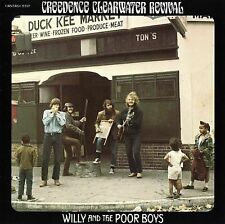 Willy and the Poor Boys by Creedence Clearwater Revival