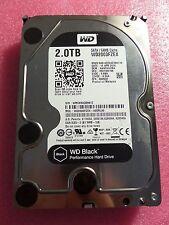 """WESTERN DIGITAL BLACK SATA III 2TB 7200 RPM 3.5"""" WD2003FZEX INTERNAL HDD 2 TB WD"""