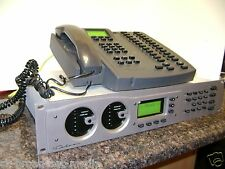 Telos Two X 12 POTS/IP 12  Line Broadcast Studio Talk Show Phone System,comrex