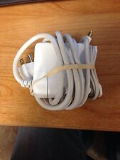 Genuine Apple iBook G3/G4 45W charger (A1036) with Extension cable
