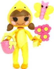 NEW! Mini Lalaloopsy May Little Spring! Easter Yellow Baby Chick Costume! RARE!