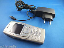 Original Nokia 6610i gris plata cámara móvil rm-37 simlockfrei Unlocked Pincho Top