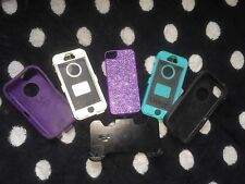 iPhone 5 Otterbox and PopnGo Case Bundle w/ Display Protectors