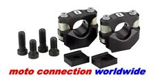 NEW XTRIG PHDS RUBBER BAR MOUNTS HANDLEBAR CLAMPS M12 FOR XTRIG TRIPLE CLMAPS