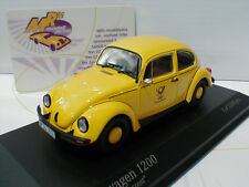"Minichamps 400057197 - Volkswagen VW Käfer 1200 Bj. 1977 "" dt. Bundespost "" 1:43"