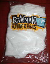 RAYMAN RAVING RABBIDS TV Party - Tote Bag - Promotional - NEW / FREE UK POSTAGE