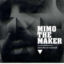 MIMO THE MAKER - rare CD album - France - Acetate Album