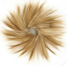 chouchou peruk cheveux blond cuivré méché blond clair ref: 21 en f27613