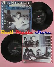 LP 45 7'' MR MISTER Broken wings Uniform of youth 1985 england RCA no cd mc dvd