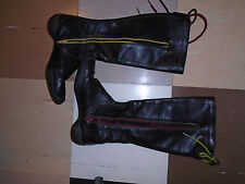 Camper black knee high boots size 5