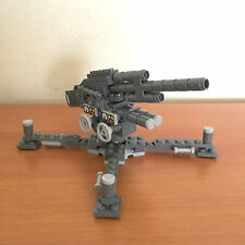 Custom Lego World War 2 WW2 German 88mm Flak Anti Aircraft Gun