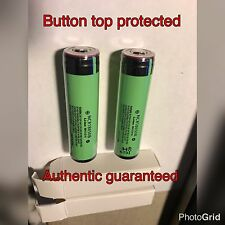 Authentic Panasonic NCR18650B 3400mAh Protected Li-ion Rechargeable 18650