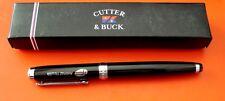 Cutter & Buck Rollerball Pen Pfizer Animal Health