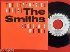 THE SMITHS -The Headmaster Ritual- Dutch Red Sleeve/Megadisc at top of Label