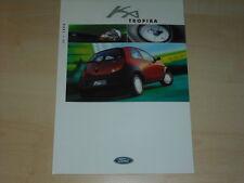 62277) Ford Ka Tropika Prospekt 12/1998