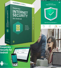 Kaspersky Android Antivirus Internet Security 2017 (1 Year - 1 Device)