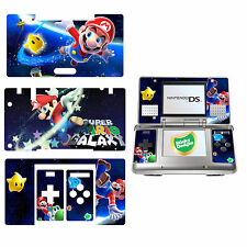 Super Mario Vinyl Skin Sticker for Nintendo DS Original