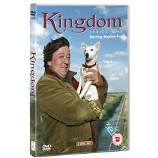 Kingdom - Season 1 NEW PAL Cult 2-DVD Set Stephen Fry