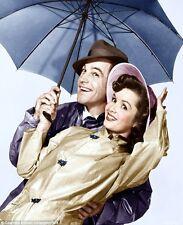 Debbie Reynolds and Gene Kelly in Singing In The Rain , 1952