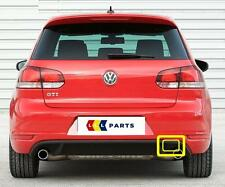 VW GOLF GTI VI 09-13 NEW GENUINE REAR BUMPER TOW HOOK COVER CAP 5K6807441C