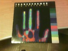 """12"""" EP TRANCEFORMER ECO SYSTEM E.P. SUCK 19  VG+/EX- GERMANY PS 1993 BXX"""