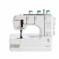 Janome 900CPX Cover Stitch Sewing Machine EXTENDED .Warranty, 1000cpx 2000cpx